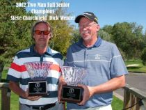 2012 2 Man Senior Fall Classic