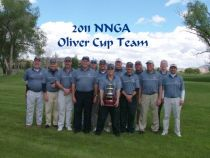 2011 Oliver Cup Team