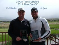 2011 Two Man Stableford