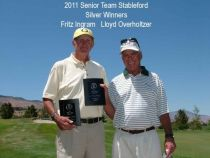 2011 2 Man Senior Stableford