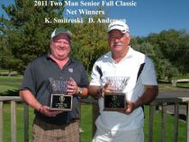2011 Two Man Senior Fall Classic