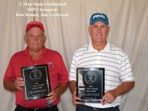 2009 2 Man Senior Stableford