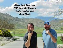 2015 Two Man Team Silver Oak
