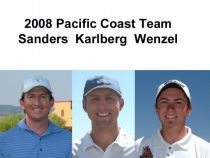 2008 Pacific Coast Amateur