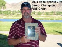 2008 Reno Sparks City Senior