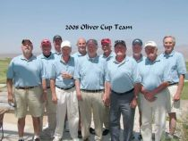 2008 Oliver Cup Senior Matches