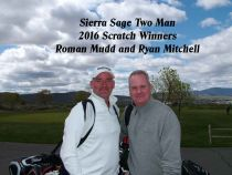 2016 Two Man Team Sierra Sage