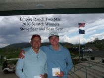 2016 Two Man Team Empire Ranch