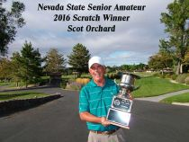 2016 Nevada State Senior Amateur