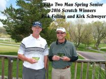 2016 Two Man Spring Senior Elko