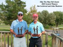 2015 Two Man Elko Fall Classic