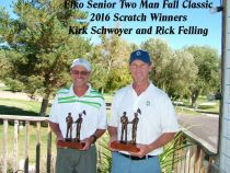 2016 Two Man Elko Fall Classic