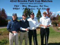 2016 42nd Brooks Park Cup Matches